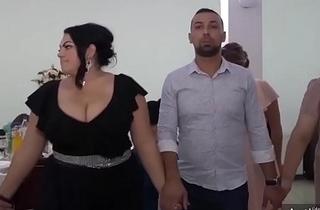 Chubby BBW Aunty Dance 2