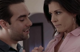 Unnatural With the addition of Frightful Poetic Son Bonks Their way Scared StepMother - India Summer