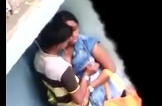 Indian village desi varlet girlfriend Eighteen sex
