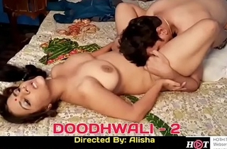 Bosomy hot Indian Erotic Series exposed to HOHIT APP