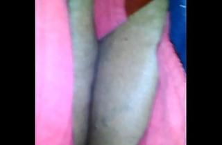 My mam sleeping1