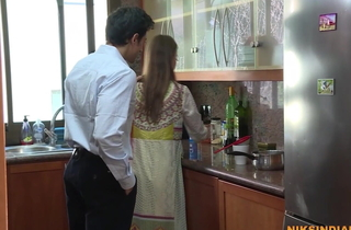 Hawt bhabhi stripped together nearby her sloppy space together nearby irritant fucked unconnected nearby devar