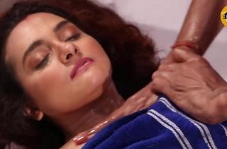 Body massage prevalent shacking up style