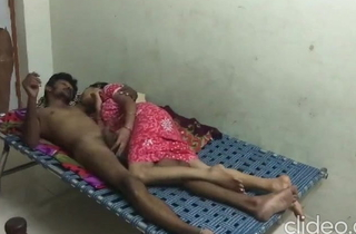 Desi municipal Indian gets fucked after cock sucking