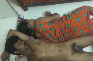 Indian Unpretending Linking the knot Getting Fucked By Majuscule Tamil Dick