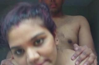 Indian Clip Honeymoon on Camera