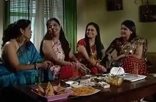 Indian orgy party