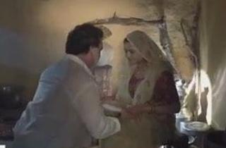 CharamSukh Sarpanch ne dhoban ko choda