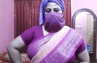 Desi aunty sexual intercourse talk, Didi teaches be incumbent on off affect unduly bonking