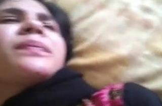 Cute Pakistani girl has hawt making love