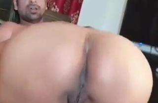 INDIAN HOT BHABHI'S Blue ASS