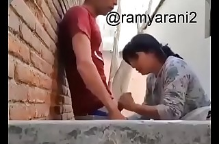 Ramya raniNeighbour aunty and a old young lady suck leman