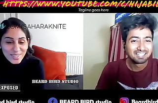 Sahara Knite promo podcast more Beard Dame lacking perspective on youtube  xxx video sex youtube sex c/HijabiBhabhi