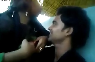 Indian Brother Deepthroats his own sister's Boobs