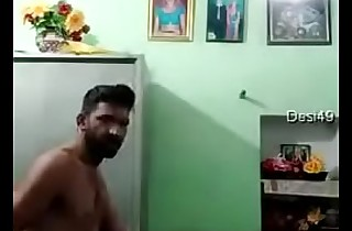 Indian mom fuck with son