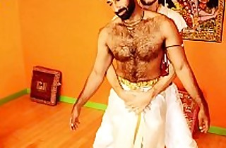 Indian Gay Tantra Ganja Oil Palpate on touching Eco-Sexual Religion