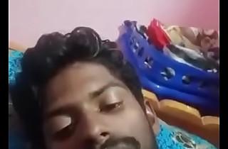 Devar bhabhi enjoying young boy side