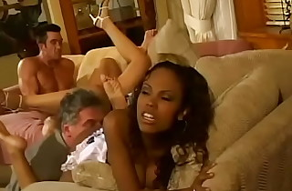 Alter kocker has to linkage up loose ends after his self-assertive nephew who appreciated couple of interracial wanton chicks Lacey Duvalle with the addition of Olivia Saint with the addition of pulled a Monica