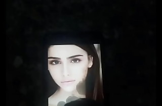 Cum Tribute on My Face - Sexy Ambreen