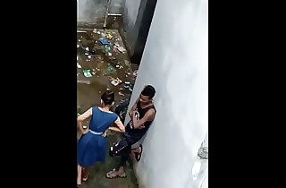 Indian Schoool Tolerant Hidden In Backside