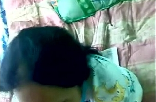 Indian Aunty Giving A Blowjob Point Of View