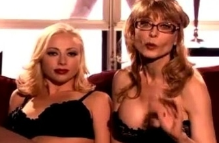 Nina Hartley'_s Guide To Group Sex Party Episode 2