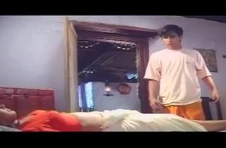 A hot Scene from the Sheet Kinnarathumbikal