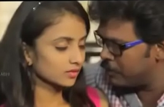 Teacher Force A Student To Romance With Him In Bedroom Hot Blear