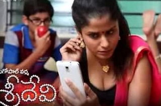 Telugu Couple Planning for sex over the Phone on valentine day