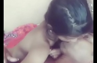 Indian real brother sister from bihar at home having great time, sucking, kissing, blowjob
