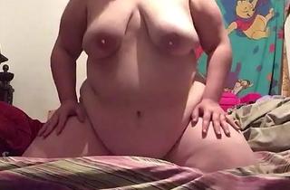 Amber Klug Masturbating for her Master