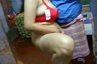 Bengali Bhabhi Savita Masturbating Fingering Her Hairy Indian Bawdy cleft