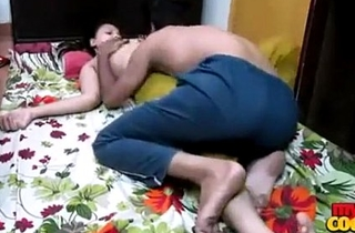 Desi hot couple Suhagraat Dear one