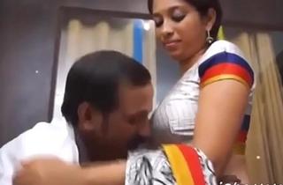 Telugu Aunty Sex With Office Staff Hot