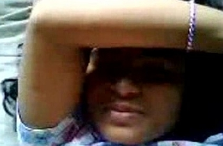 Indian young Legal age teenager Fucked in Boyfriend badroom @ Leopard69Puma
