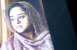 CUM TRIBUTE TO HOT INDIAN ASIYA BHABHI