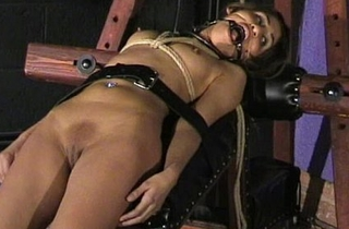 Sahara Knite humiliating face bondage and spanked indian bdsm depending in harsh