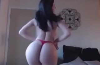 Indian beautiful woman naked dance on live cam with big butt plus big boobs