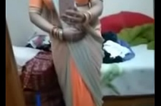 Desi Bengali sex ready talking essentially video call