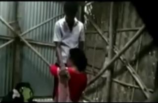 Indian Madam Take Her Student