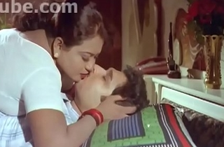Mallu Efficacious Nude Hot Boobs Pressing Scene Efficacious HD
