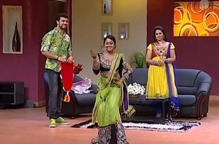 Mallu Serial Misdirect  Chandana Mazha Misdirect Megna Hot Dance
