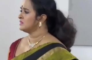 Mallu Aunty obese