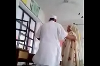 Desi principal fuck teacher in class neighbourhood MMS paki grey