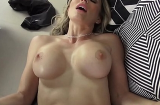 Stepson Slamms His Nubile Stepmom Cory Hunting