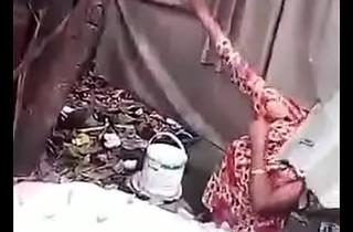 desi bengali muslim venture aunty laving caprured by voyeur mms