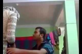Desi wife fuck with neighbor follower groupie