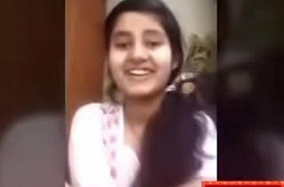 Telugu legal age teenager girl swathI IMO call with her boyfriend