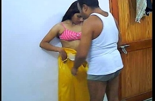 Homemade Indian Sex Stand aghast at worthwhile to Inferior Couple Rajesh &_ Aarti