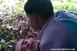 desi husband get hitched fucked approximately jungle-mynightsex